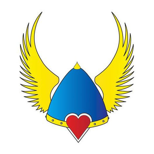 The Ceaning Valkyries square logo